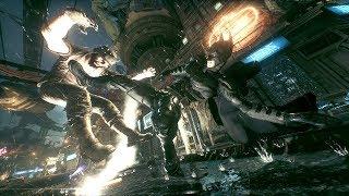 Batman Arkham Knight: Epic Combat Gameplay - Free Roam & Combos - Compilation Vol.5