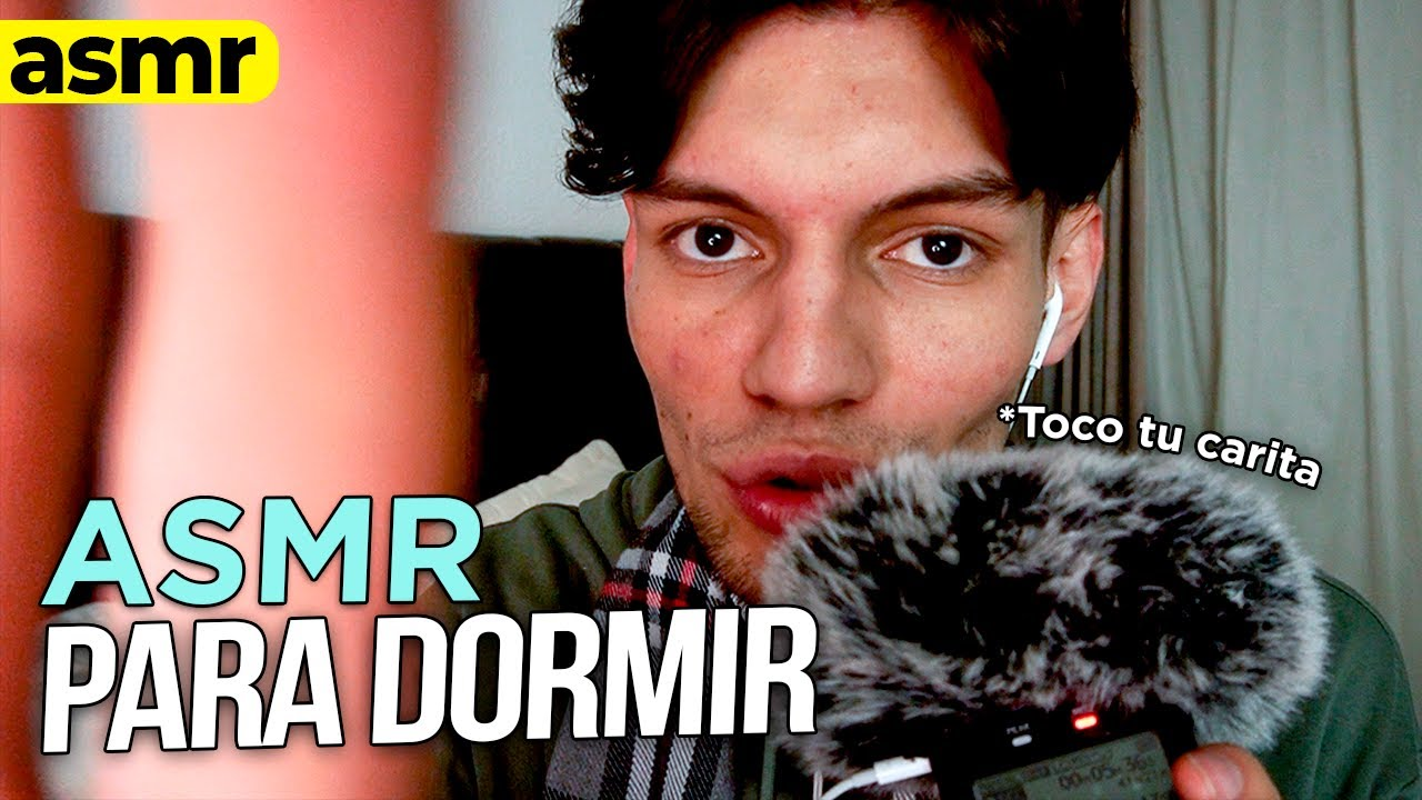ASMR para DORMIR - ASMR Español - mol asmr