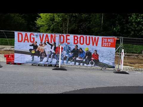 dag van de Bouw 2017  bij BAM bouw Overcingeltunnel Assen
