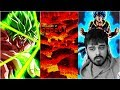 BROLY ACTUALLY KILLED ME? Full Power Broly Boss Event! Movie Hero Team   Dragon Ball Z Dokkan Battle