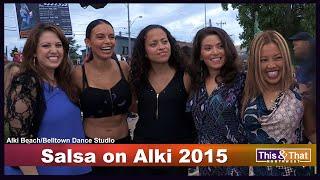 Salsa on Alki 2015