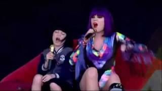 Adrianna Bertola & Jessie J  ' Whos Laughing Now' Live V Festival 2011 mp3
