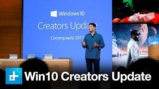 Windows 10 Creators Update - Hands On Review