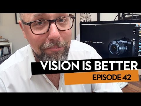 Vision Is Better, Ep.42 Getting Started in Humanitarian (or any other) Photography