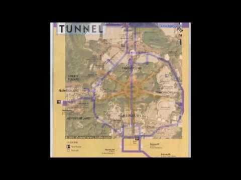 Disney Tunnel Tour