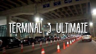 Jemput Di Bandara Terminal 3 Ultimate!