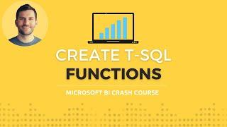 كيفية إنشاء وظائف في SQL Server - BI دورة مكثفة (6/13)