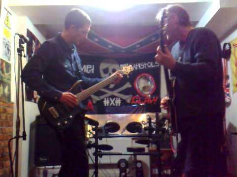 #X# Me Graeme & Mega's Psycho Bass Dave Avin Fun #X#
