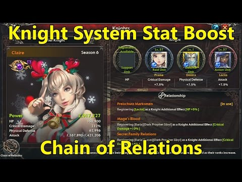 Legion of Heroes   Knight System Update   Free Mythic Season Hero! + Boost Your Stats Using Heroes!
