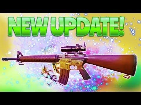 NEW UPDATE! (Fortnite Battle Royale)