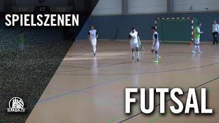 Hamburg Panthers – FC St. Pauli Futsal (Verbandsliga Futsal) – Spielszenen | ELBKICK.TV