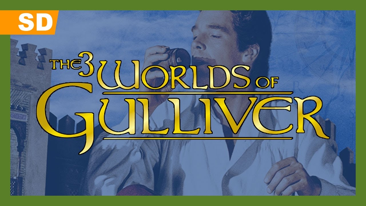 The 3 Worlds of Gulliver (1960) Trailer