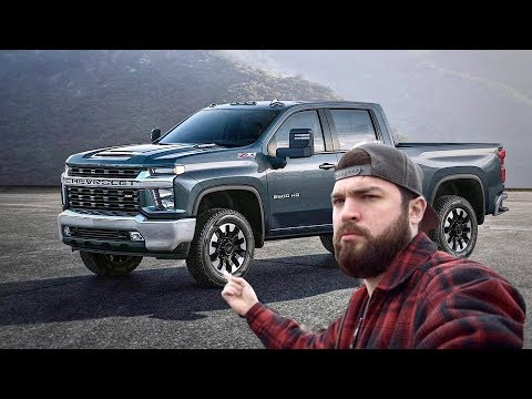 THE MOST HATED DIESEL OF 2020 - First reactions to the 2020 Chevy Duramax