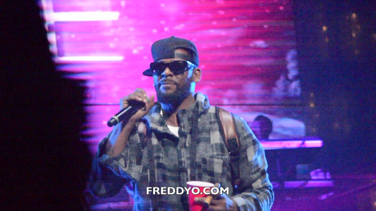 R Kelly Live at Xscape 2018 Show his 51 birthday