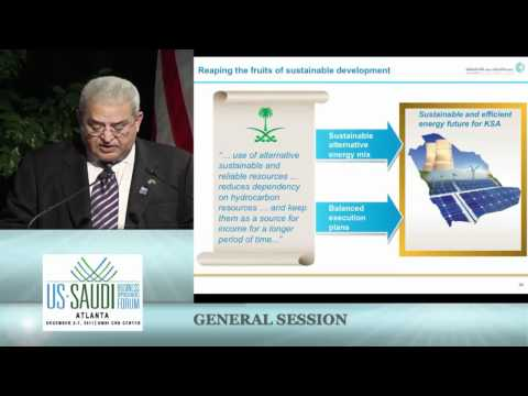 Business Forum: Nuclear & Renewable Energy - Yamani