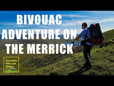 Bivvy on The Merrick
