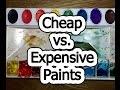 Cheap vs Expensive Paint