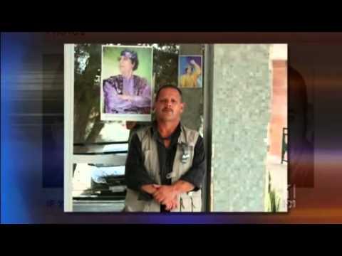 Australian bodyguard helped Gaddafi's son