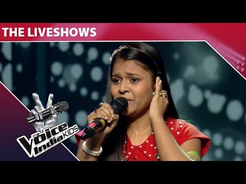 Niharika Nath Performs on Honton Mein Aisi Baat | The Voice India Kids | Episode 14