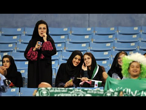 Saudi Arabia to allow women in sports stadiums