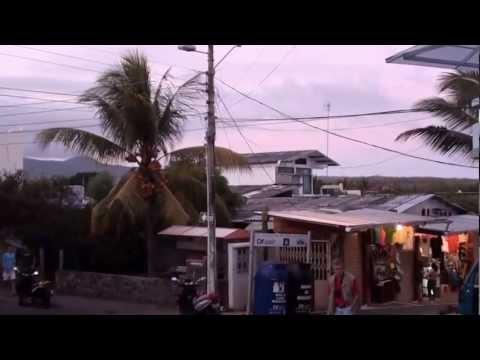 Galapagos - Puerto Ayora na Santa Cruz