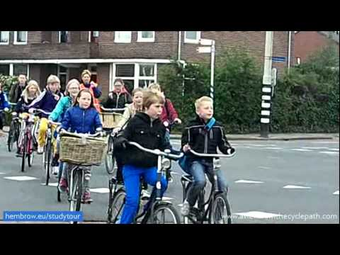 Image result for cycling to school holland