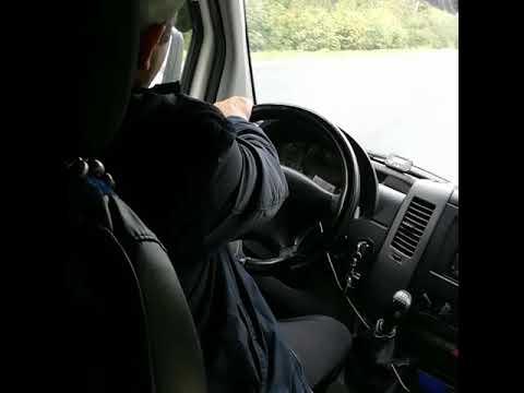 """Калужская область г.Обнинск.""""Адекватный"""" ответ водителя на просьбу пассажира!!!!!!!!!!!!"""