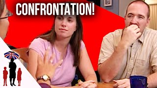 Parents Don't Like How Supernanny Speaks To Them | Supernanny