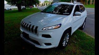 Автомобили Из Америки.2016  Jeep Cherokee Очередной Утопленник Из Техаса.