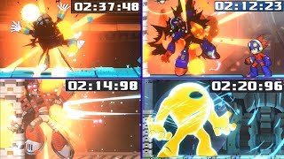 Mega Man 11 - Top 10 Time Attack Mode