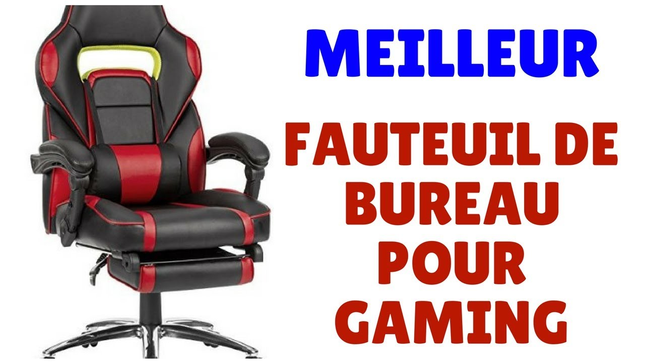 meilleur amazon fauteuil de bureau pour gaming langria. Black Bedroom Furniture Sets. Home Design Ideas