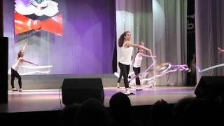 Студия танца Форсаж, Черный котёнок - 2012