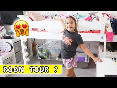 LA CHAMBRE DE JEN ! 🙈 / Room Tour ? / Family Vlog