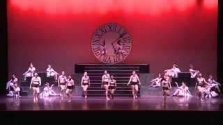 MISS EDIES DANCIN FEET 2014