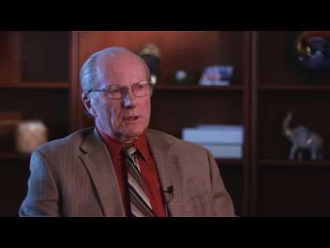 Meet the Commissioners - Bob Burns