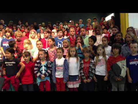El Morro Elementary School with Eli Durant - Young Americans Sing
