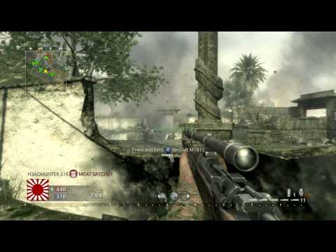 Zakasol :: Nice No Scope World at War