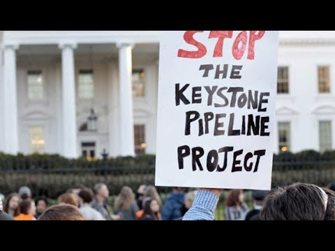 U.S. Court Delays Keystone XL Pipeline Construction by Ordering Environmental Review.