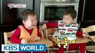 Triplets' House - I want my porridge! (Ep.60 | 2015.02.01)