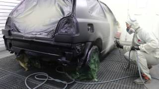 Golf Restauration | Auto umlackieren Berlin