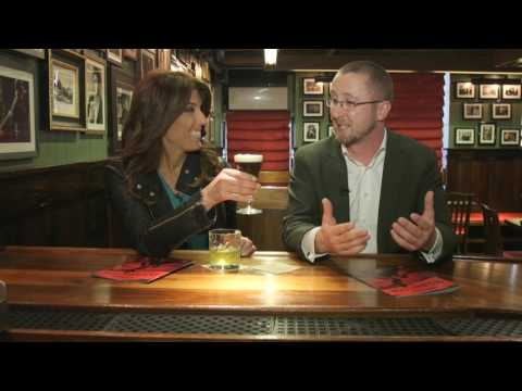 Tim Herlihy Gives a Toast For St. Patrick's Day
