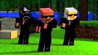 Party Rock Anthem-Minecraft Version