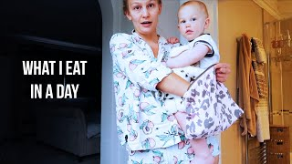 Mama of 4 What I Eat in A Day