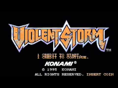 Violent Storm Arcade Music 01 - Pleased To Meet You
