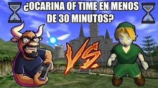 Reto #11 Zelda Ocarina of Time en menos de 30 minutos - Speedrun