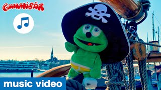 "Gummibär - ""I Am A Wellerman (The Wellerman Song)"" 🏴☠️  Music Video - Gummy Bear Sea Shanty"