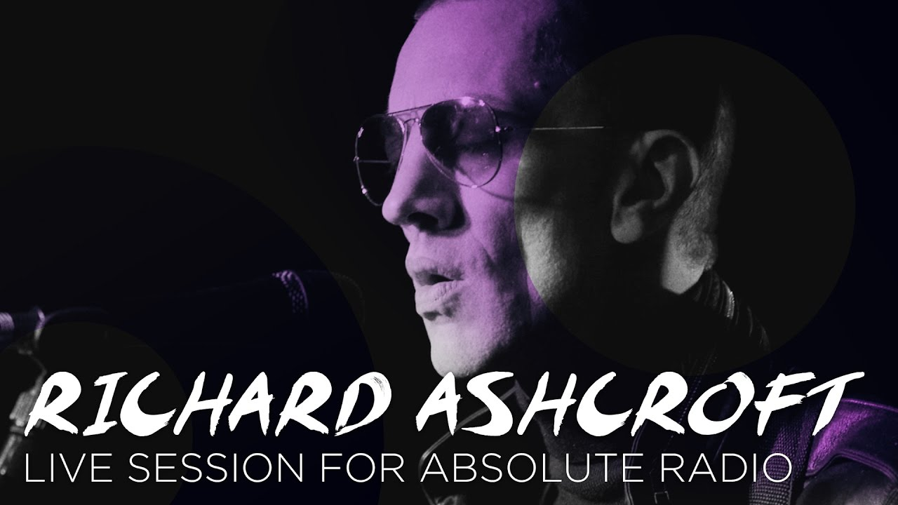 Richard ashcroft live at absolute radio youtube richard ashcroft live at absolute radio solutioingenieria Gallery