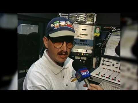 KNUE 101.5 Tyler, TX Featuring John Moore 1998 news package.