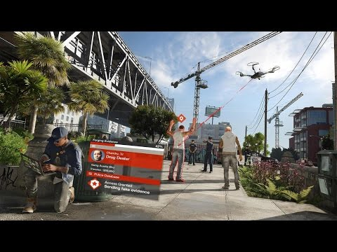 15 Minutes of Watch Dogs 2's High-Tech Gadgets