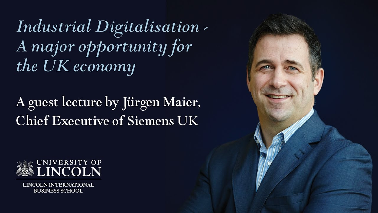 industrial digitialisation a major opportunity for the uk industrial digitialisation a major opportunity for the uk economy lincoln international business school